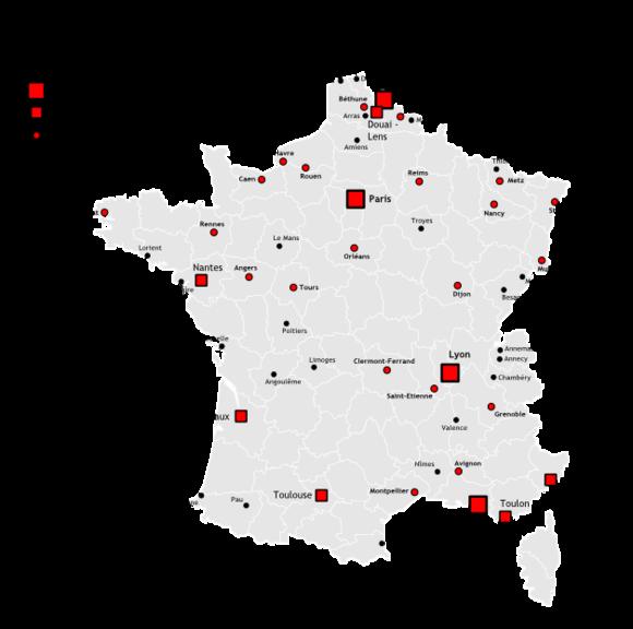 Classement Des Villes Les Plus Dynamiques De France Douai